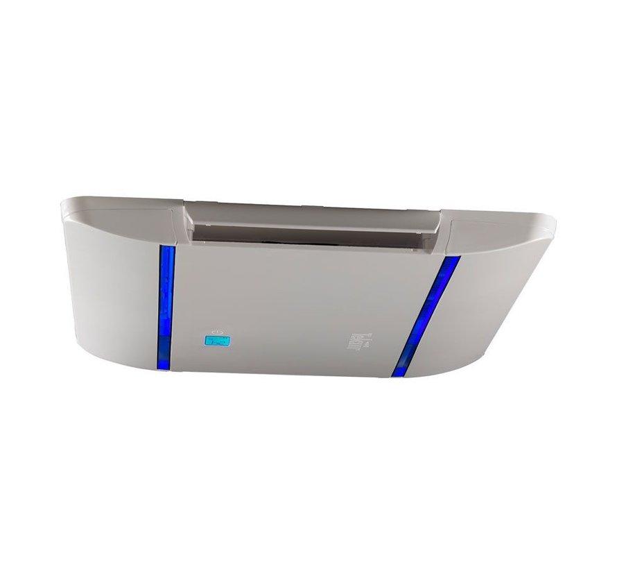 Telair Silent PLUS 8100H Airco/Heater/RC 1100W 8100BTU 2,3kW