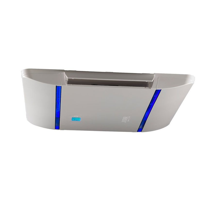 Telair Silent PLUS 5900H Airco/Heater/RC 680W 5900BTU 1,7kW