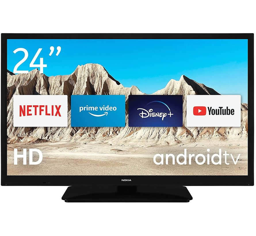 """Nokia Smart Android TV 2400A - 24"""" HD - Chromecast built in"""