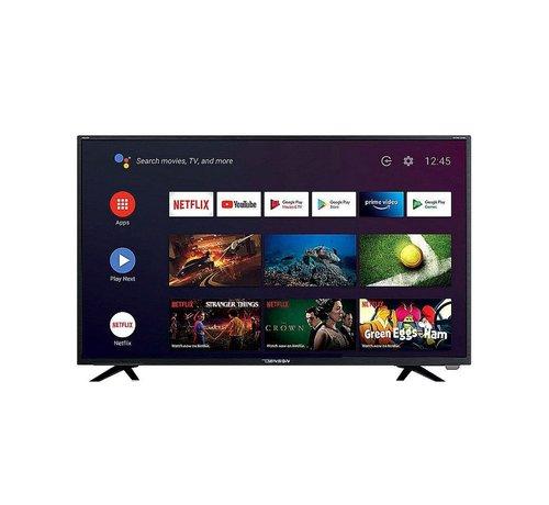 """Denson Denson DEN22TVSMART DVD 22"""" LED TV DVB-S2/C/T2, CI+, 9-30v"""