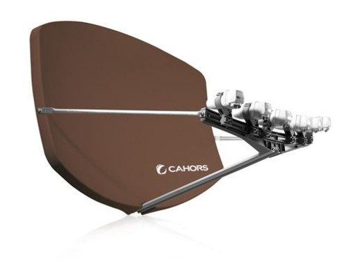 Cahors Cahors Visiosat BIG Bisat kleur Bruin