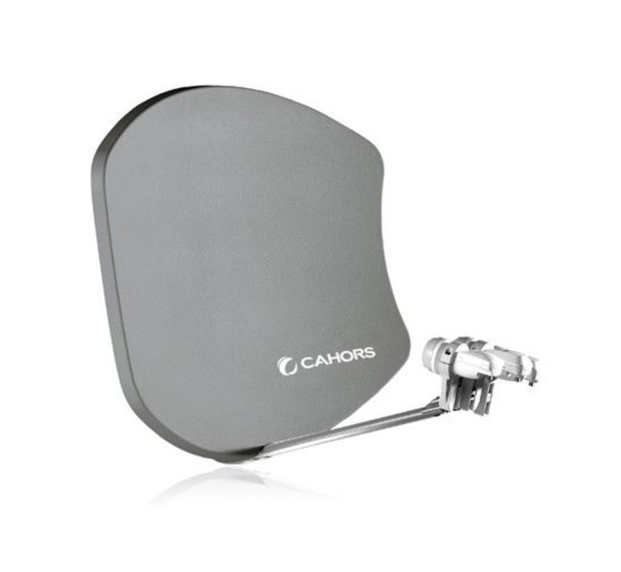 Cahors Visiosat Bi-satellite G2 kleur antraciet