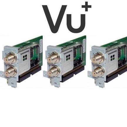 extra DVB tuners VU+
