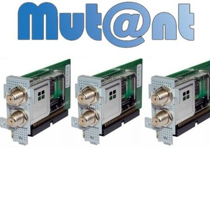 extra DVB tuners Mutant