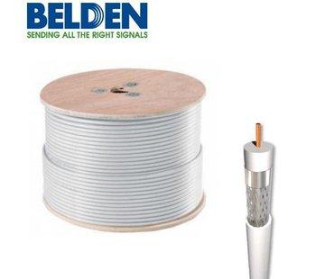 Belden Belden Coaxkabel H125 PVC kleur wit