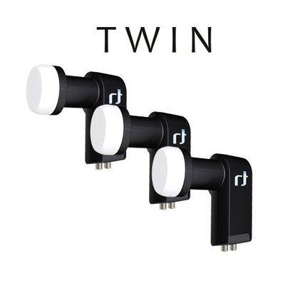 Twin LNB's