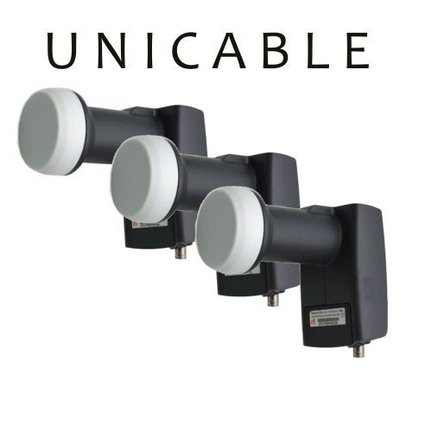 UniCABLE LNB's