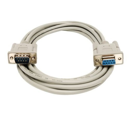 Seriele kabel 1.80 meter Female-Male connector