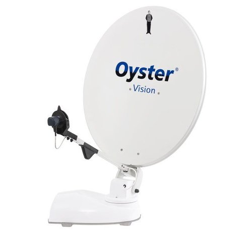 Oyster Oyster Vision versie 3 met 65cm volautomaat