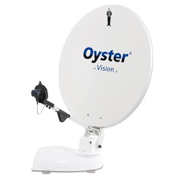 Oyster Oyster Vision III met 85cm volautomaat