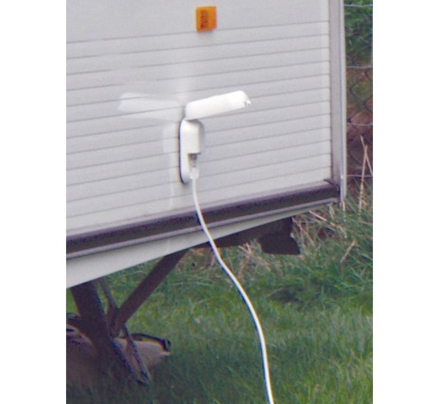 Maxview B2021 WCD 1x IEC connector kleur Wit