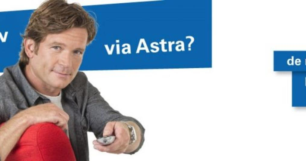 Sander Janson gezicht van Astra tour