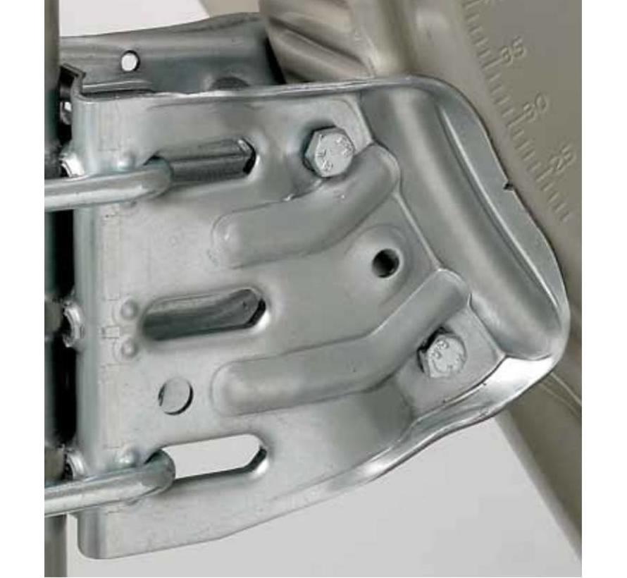 losse Triax U-mount (zonder bouten/moeren/beugels)