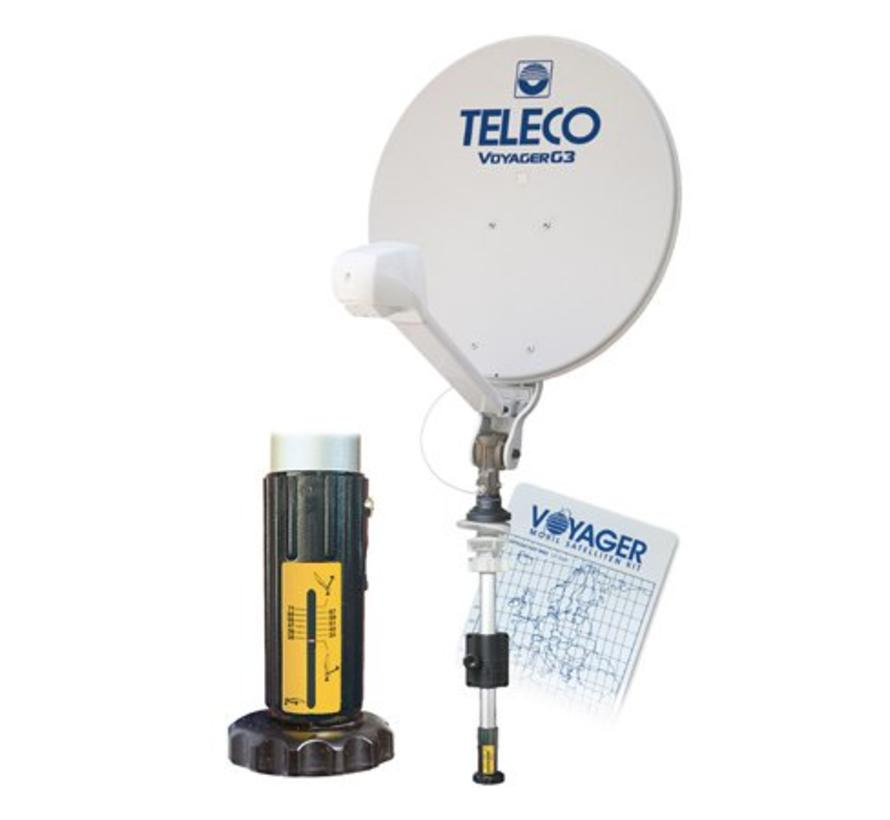 Teleco Voyager G3 85cm