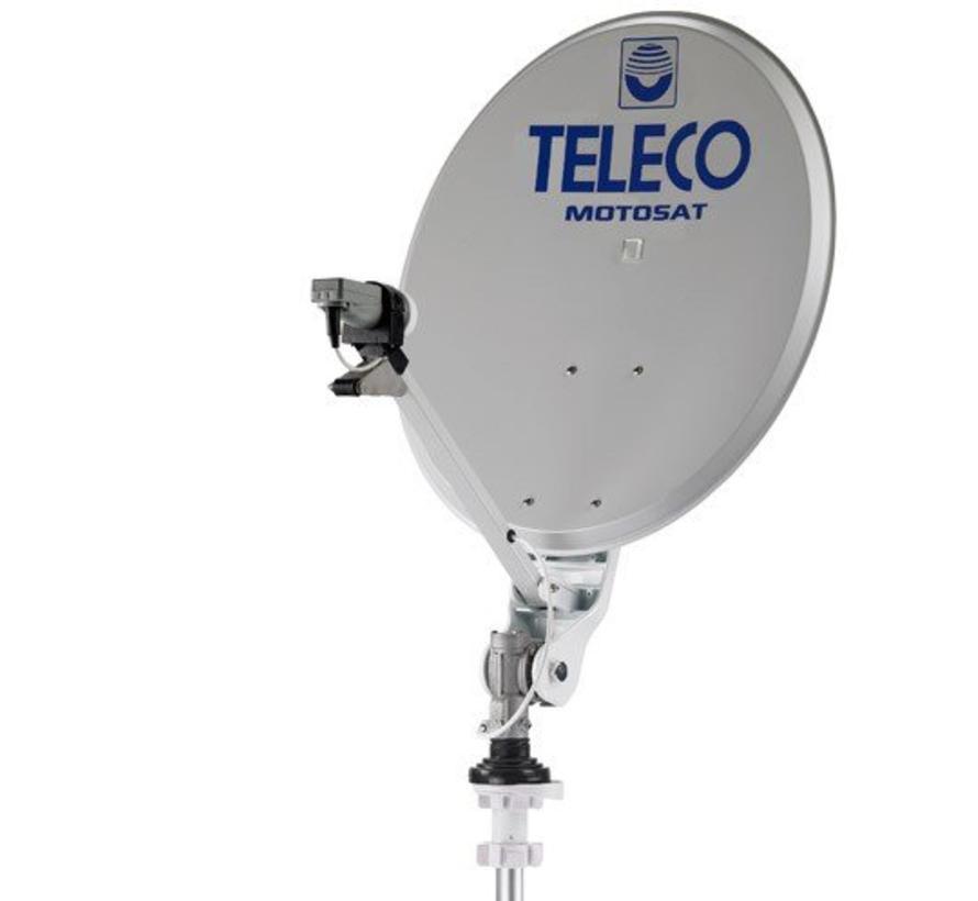 Teleco Motosat 85cm half-automaat