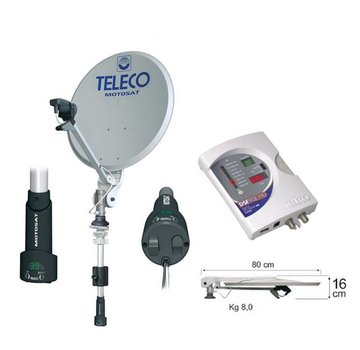 Teleco Teleco Motosat Digimatic 85cm
