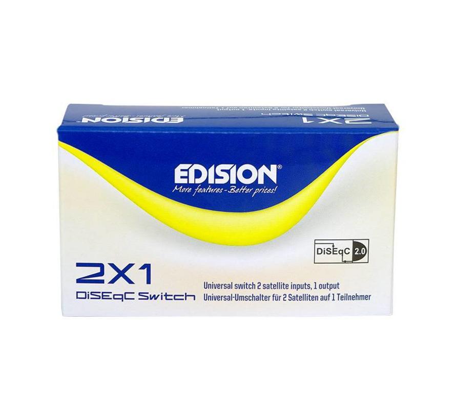 Edision DiSEqC 2x1