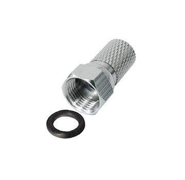 F-connector 7mm met O-ring