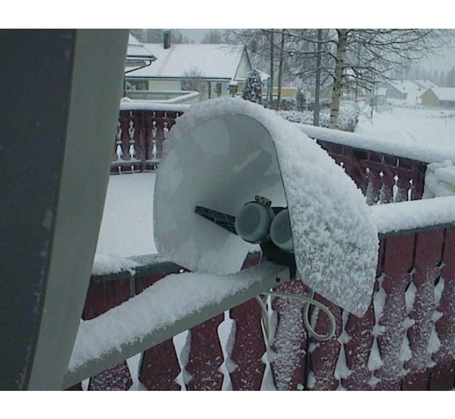 LNB Regen/Sneeuw beschermkap 25cm