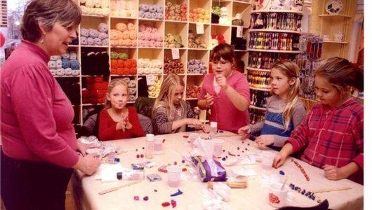 Ook voor kinderfeestjes kunt u bij ons terecht!