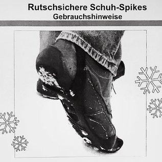 Rutschsichere Schuh-Spikes 2tlg.-00116-ML