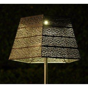 Solithia-Solar Standleuchte ca. 180cm  Barock 04798