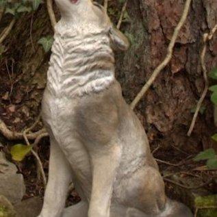 Märchenwald  Wolf 05134