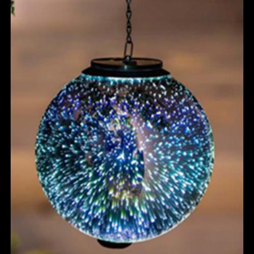 Solithia Solithia Solar-Hängeleuchte Sternenschauer- 05846