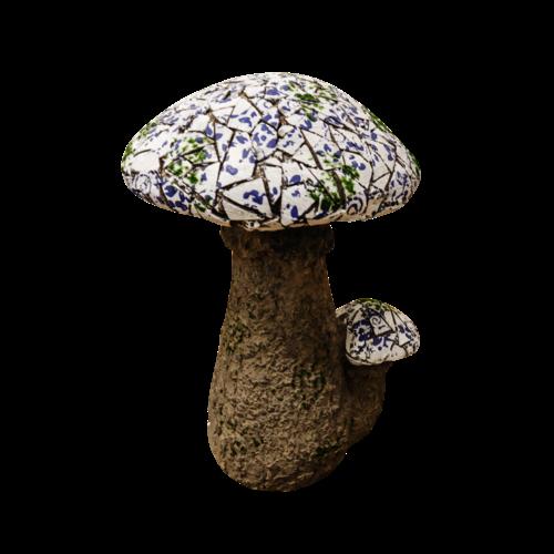 Pilz Bruchmosaik Optik- 06084