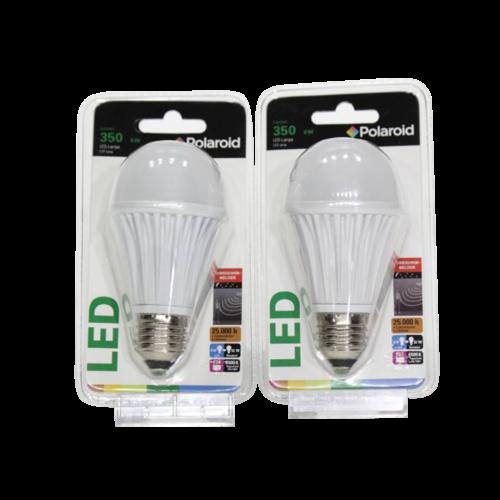 2er-Set LED-Leuchtmittel 6W mit Bewegungssensor 03631
