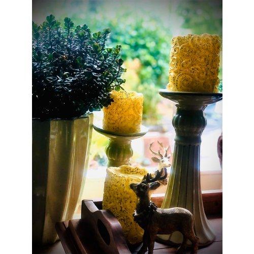 Kerzen im 3D-Design-771070-GO