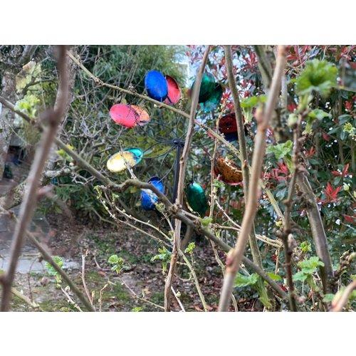 Solithia Garten Windspiel Metall 03629 bunt