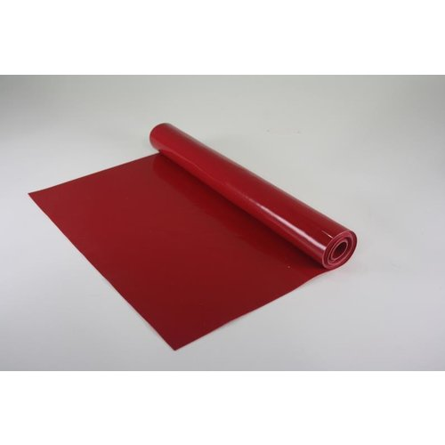Solutions Silikonmatte rot