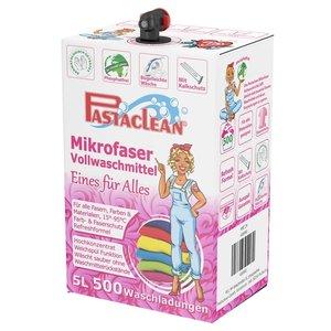 Pastaclean Pastaclean Mikrofaser Vollwaschmittel 5 L