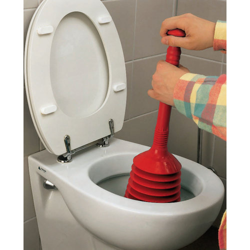 WC Stampfer türkis