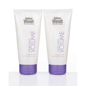 Andreas Wendt Professional Volume Express Mask Duo Set