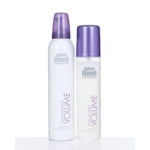 Andreas Wendt Professional VOLUME Push Up Spray & Mousse Set