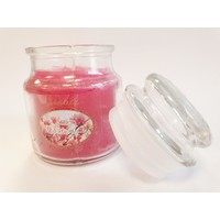 Magnolienblüte  Duftkerze im Glas  100 Gramm