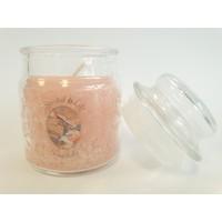 Sandelholz Duftkerze im Glas 100 Gramm