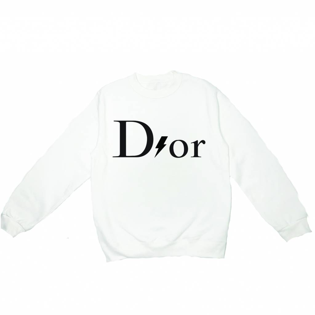 D * or sweat white