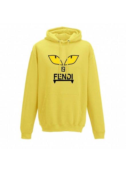 Monster Hoodie Yellow