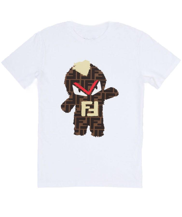 Monster Fashion tee