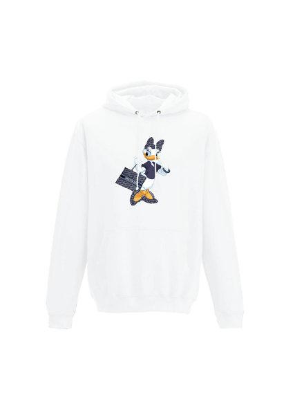 DD duck hoodie