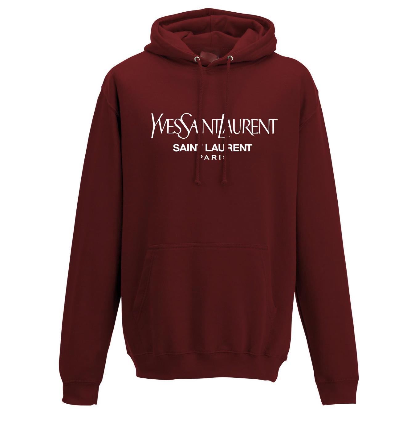 sainty hoodie bordeaux