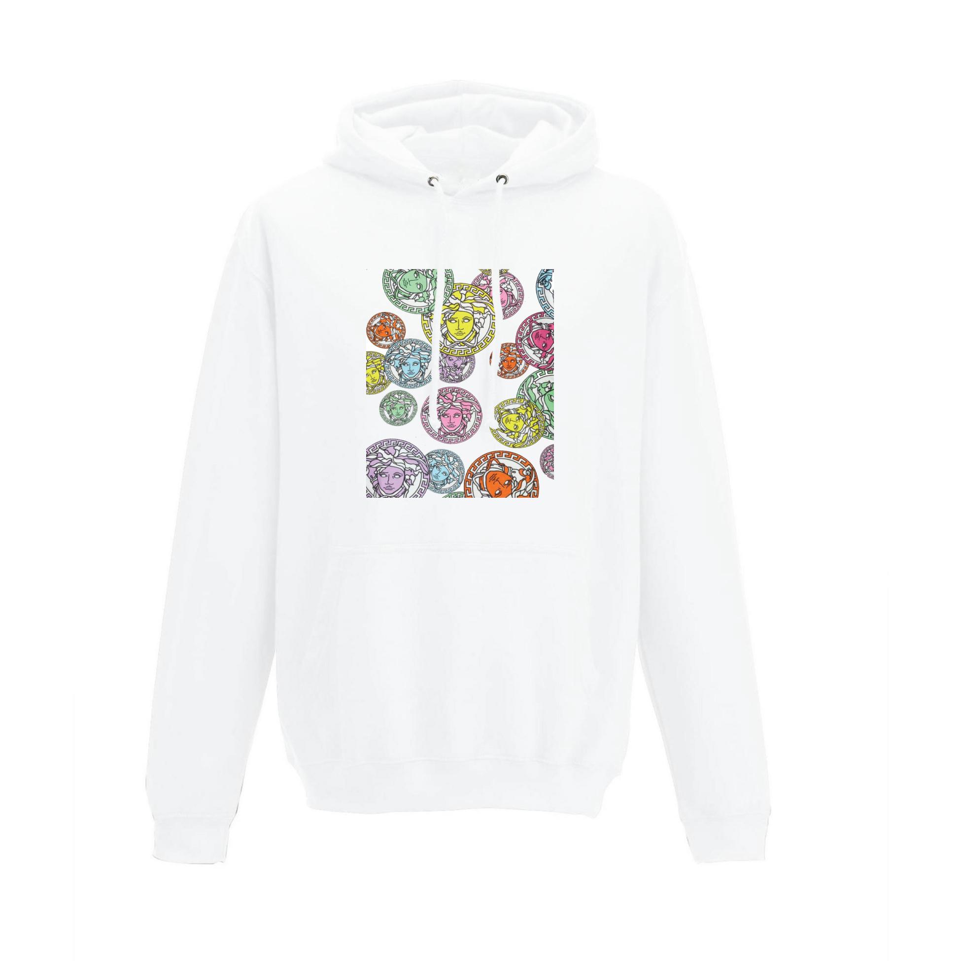 medusa hoodie multi