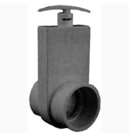 Selectkoi Schieben Ventil 160 mm