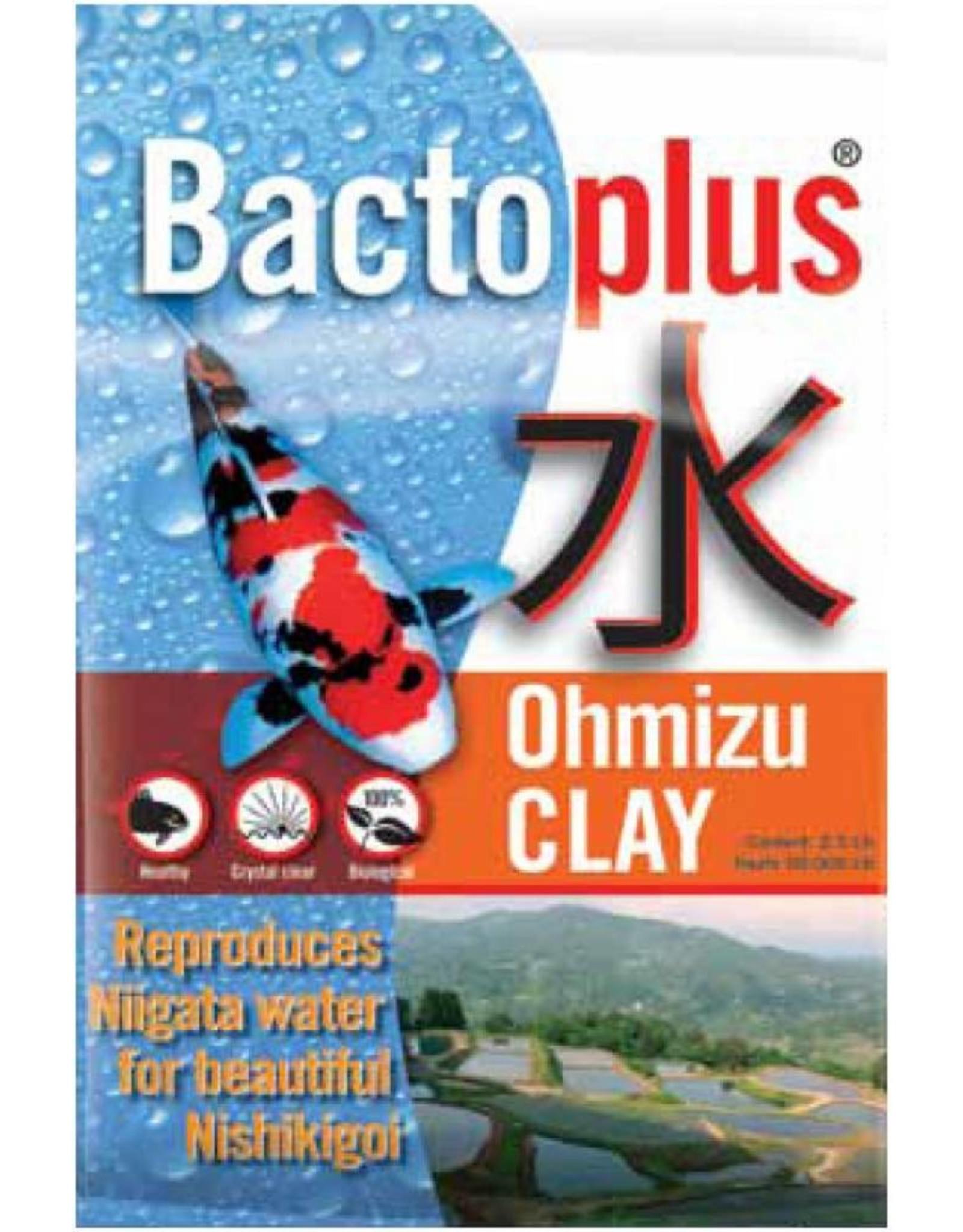 Bactoplus Ohmizu Clay. Het geheim voor fantastisch water uit Japan.