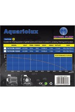 Aquariolux Fathom 10000 85 Watt eco vijverpomp