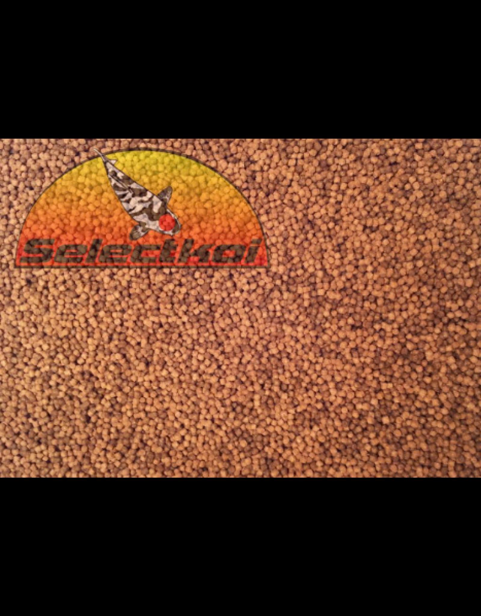 Selectkoi Professional Babykoi voer Color & Growth  - Drijvend Professioneel Koivoer