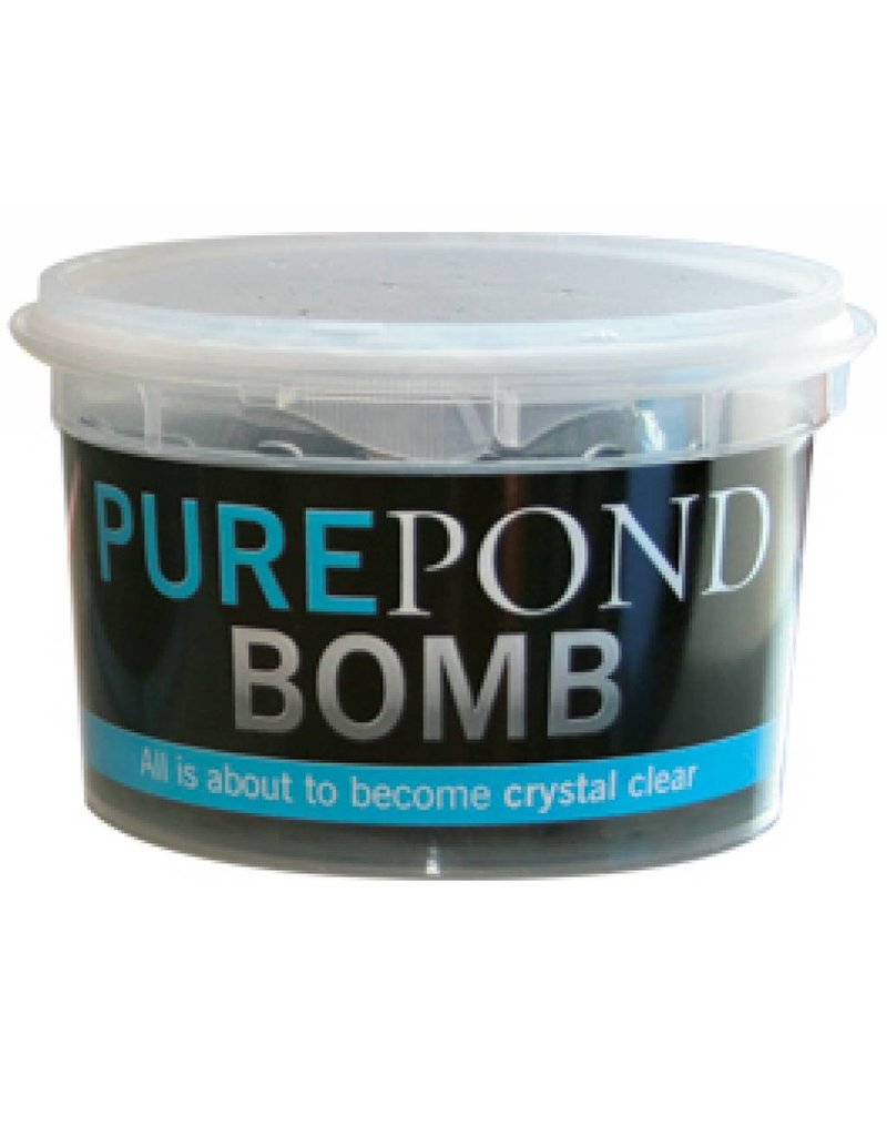 Evolution Aqua Pure Pond / Biodegradable balls / Packed with live bacteria that are slowly released.